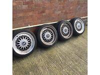 Dare alloy wheels not bbs 17 inch 5x100