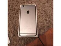 iPhone 6 Plus 16gb space grey O2