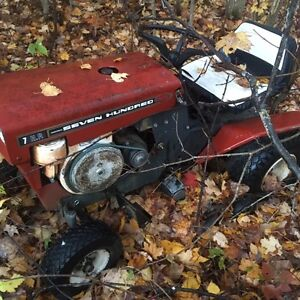 Old lawnmower for sale or trade