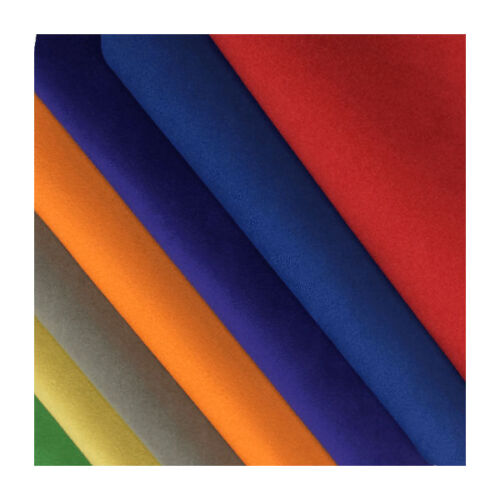 """Ultrasuede 4.25""""  x 8.5"""" Fabric Piece Ultra Suede Various Colors"""