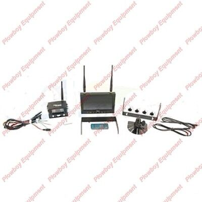 Digital Wireless Camera Kit For Ford Chevy Gmc Dodge Toyota Horse Trailer