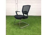 Mesh back Meeting Chair 6 available
