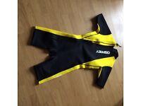 Boys wet suit