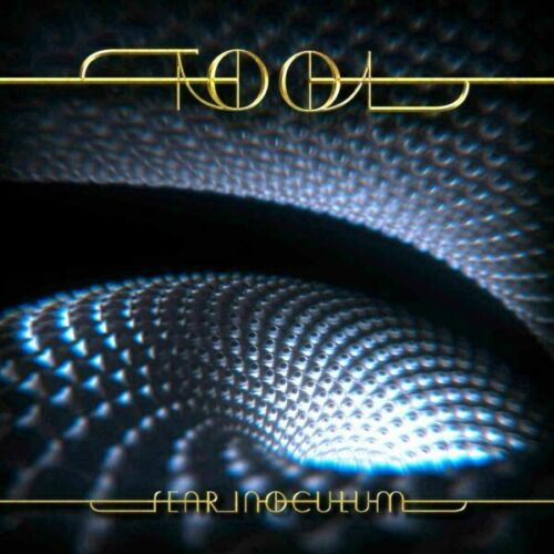 TOOL - FEAR INOCULUM    (  CD )
