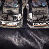 Ridged Batteries For Sale