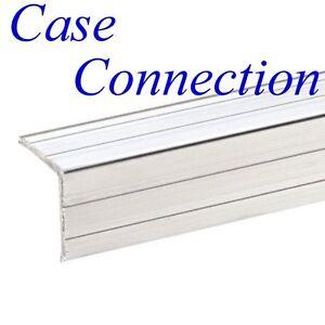 1m Kantenschutz 20x20x1,5mm # ALU # Winkel Profil Aluwinkel Case Angle