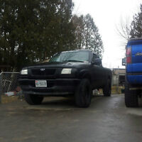 * One Of A Kind 5 Speed Mazda B Series / Ford Ranger *