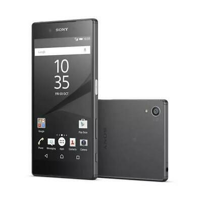 New Condition Sony Xperia Z5 E6653 Black 32GB 23MP Unlocked- 12M Warranty