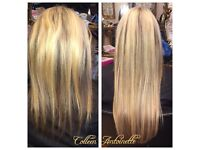 SLAVIC/RUSSIAN HAIR.CELEB STYLIST.MICRO RING.SAFEST METHOD. QUALIFIED HAIRDRESSER. AMAZING PRICES.
