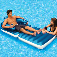 Chair 'N' Chaise Floating Luxury Lounger from Poolmaster 85675