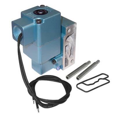 KEY HOUSTON STYLE 10413 24 VDC ELECTRIC CONTROL NORMALLY OPEN SOLENOID MAC VALVE