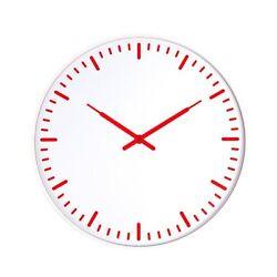Ultra Flat Wall Clock
