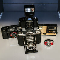 Old Cameras wanted