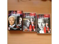 Judge John Deed DVD set Series 1 -4 in Pristine Condition