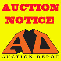AUCTION THIS WEDNESDAY