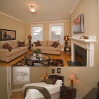 2 bedroom condo at the Hydrostone on Germain