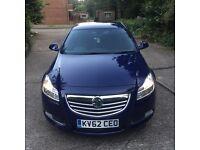 2013 Vauxhall insignia SRI VX-Line cdti Ecoflex 1956cc turbo diesel