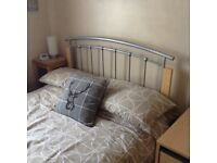 4ft (small double) bed and mattress