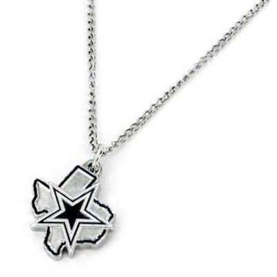 Dallas Cowboys Texas State NFL Design Necklace Jewelry Charm Bracelet](Dallas Cowboys Charm Bracelet)