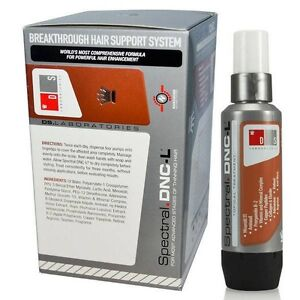 DS Laboratories Spectral DNC-L Treatment for Advanced Stages of Baldness