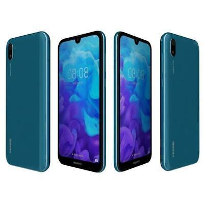HUAWEI Y5 2019 SAPPHIRE BLUE, 16 GB RAM 2 GB WARRANTY ITALY 24 MOIS