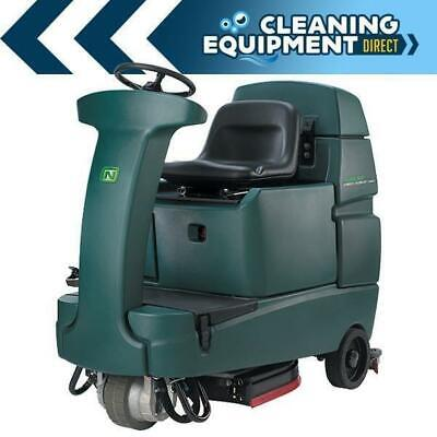 Nobles Ssr 32 Disk Battery Powered Rider Scrubber - Refurbished