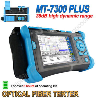 5.6inch Optical Time Domain Reflectometer 13101550nm Wvfl Otdr Mt-7300 Plus