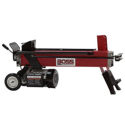 Boss Industrial 5-Ton Electric Log Splitter