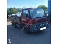 Left hand drive Nissan Cabstar F22 SD25 2.5 diesel 3.5 ton pick up truck.
