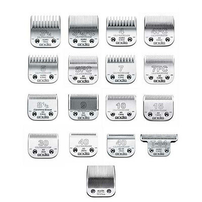 Andis UltraEdge Detachable Animal Grooming Clipper Blades, All Sizes in stock (Andis Ultra Edge Blade)