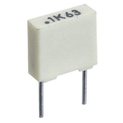 Set Of 190 Pcs Metalized Polyester Film Capacitors 1nf - 1uf 19 Values Kit