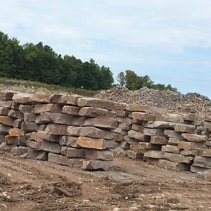 FREE Delivery! Armour (Armor) STONE_Landscape ROCK QUARRY! London Ontario image 3