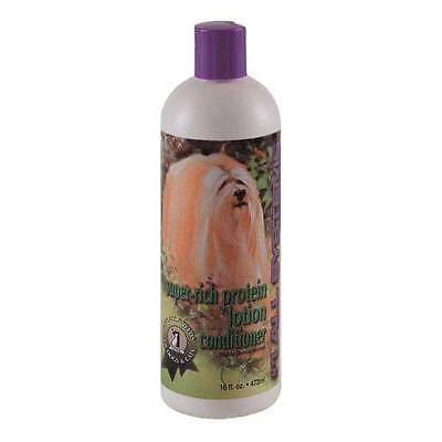 Super Rich Protein Lotion Conditioner Professional Concentrate Dog & Cat 16 -