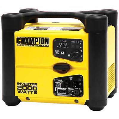 Champion 73536i - 1700 Watt Inverter Generator W Parallel Capability