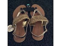 New look sandals - brand new