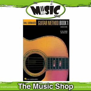 New Hal Leonard Guitar Method Book 1 by Will Schmid & Greg Koch