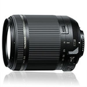 TOMRON 18-200mm F/3.5-6.3 Di II VC Lens for Canon