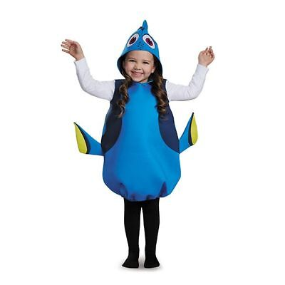 Finding Nemo Dress Up (Finding Nemo Child Dory Halloween Dress-Up Costume One Size)