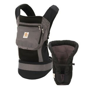 Ergobaby performance and infant insert Ormond Glen Eira Area Preview