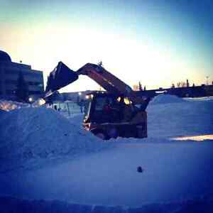 ***PARKING LOT PLOWING: NO LOT IS TOO BIG OR TOO SMALL!!*** Edmonton Edmonton Area image 1
