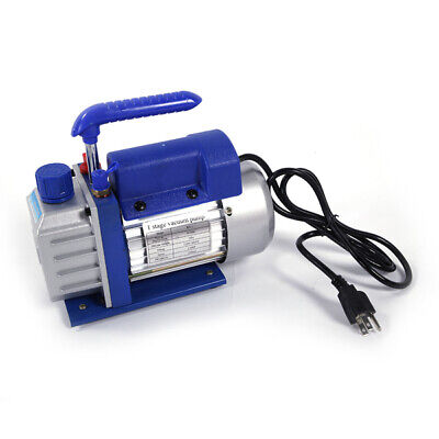 3cfm Free Exhaust Vacuum Pump 14hp Rotating Blade For Family Air Conditioner Us