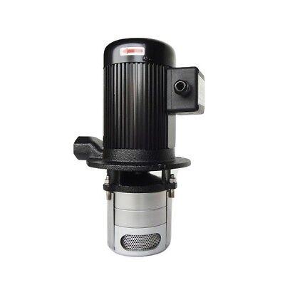 Cnc Machine Coolant Pump 34 Psi 1 Hp 3 Phase 220440v Immersion 145mm 6