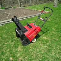 Buy Or Sell A Snowblower In Kitchener Waterloo Garden