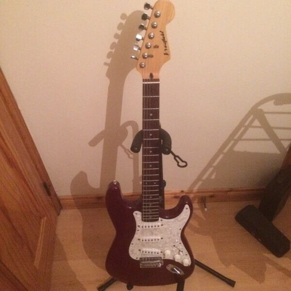 Westfield Electric Guitar Strat.