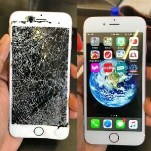 iPhone Screen Repair [6 60$/6S 70$][7 80$][8 85$] WE COME TO YOU
