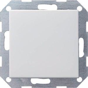 Gira Lichtschalter Schalter Aus-Wechsel System 55 Unterputz reinweiß glänzend