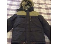 boys winter coat age 12. New without tags.