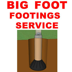 FOOTING SERVICE Peterborough Peterborough Area image 2