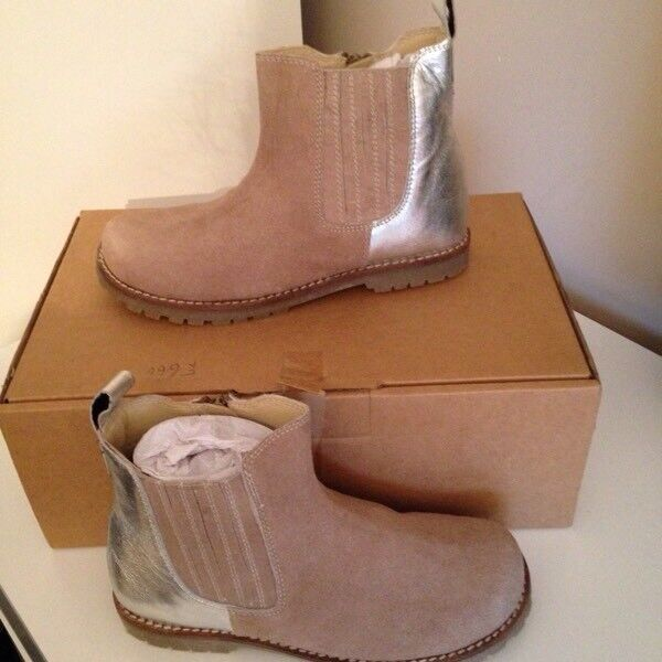 New Girls winter Chelsea boots size 3