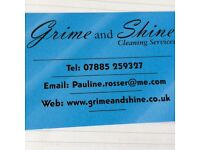 GRIME AND SHINE Cleaning SERVICES